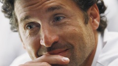 Grey's Anatomy...Patrick Dempsey, that's what I'm talking about.
