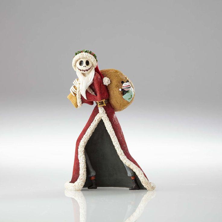 Nightmare Before Christmas - Santa Jack - World-Wide-Art.com - #nightmarebeforechristmas #halloween #disney #timburton