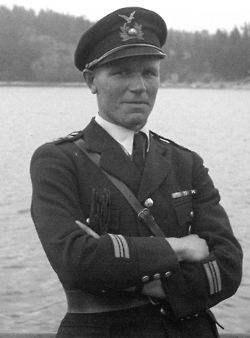 Jorma Sarvanto 1912-1963  Sarvanto served in the 24th Squadron of the Finnish Air Force during the Winter War and his actions gained a lot of attention worldwide, when he shot down six Soviet DB-3 bombers in 4 minutes. This is still seen as a world record.
