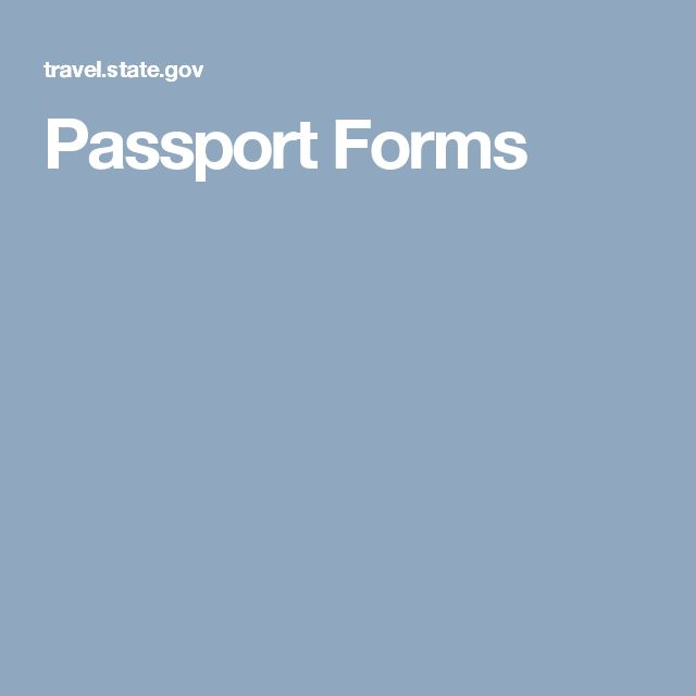 Best 25+ Passport form ideas on Pinterest Leather cover, Small - passport renewal application form