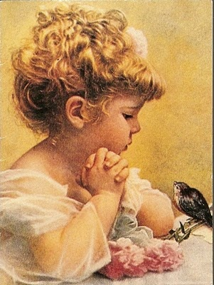 little birdie pic.  Bessie Pease Guttman: Picture, Printable, Vintage Girl, Vintage Children, Art, Photo