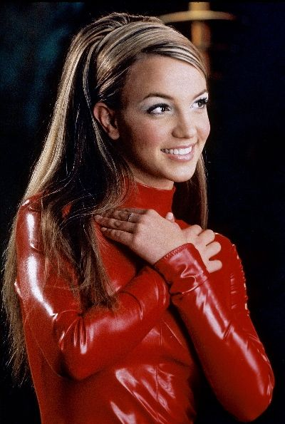 Britney Spears - Oops I did it again 15th anniversary today! Still love the song and video. Britney is too cute.