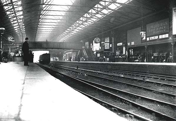 Sheffield Victoria Station in 1894 © John Alsop collection