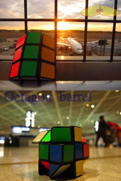 High Quality Rubiku0027s Cube Mod: Octagon Barrel