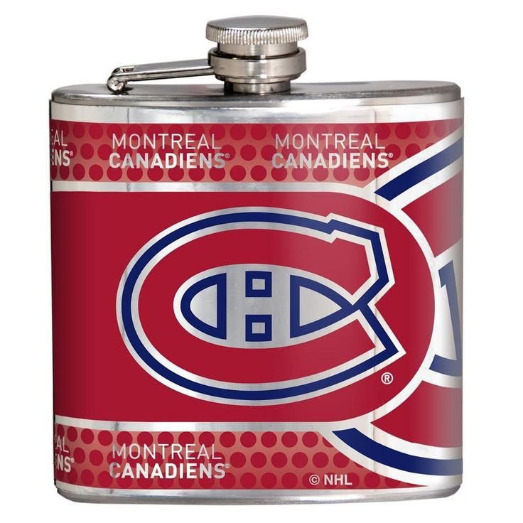 Montreal Canadiens Flask Stainless Steel Drink Bottle