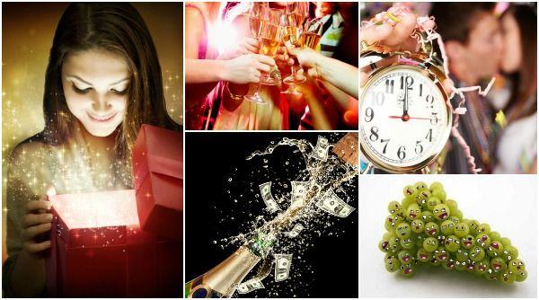 ¿Qué rituales haces para recibir el 2016? Aquí http://www.1001consejos.com/rituales-de-ano-nuevo/ ,originales y divertidas ideas.