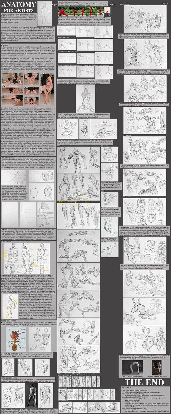 How To Draw Women by ~TArthurSmith on deviantART