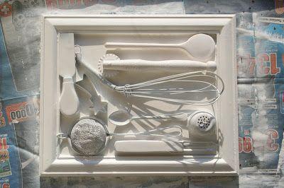 Kifli és levendula: konyhai dekoráció