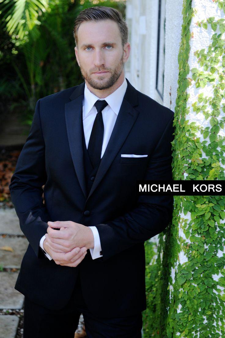 Black Desire Tuxedo By MKorsR Rental PricesSlim