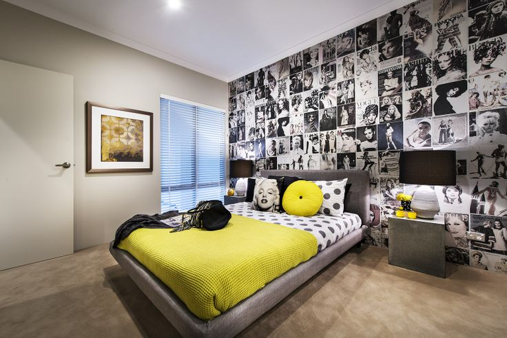 Homebuyers Centre - Flute (Clarkson) Display Home Bedroom