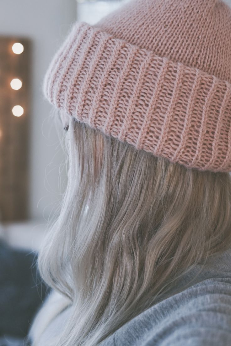 KNITTED CHUNKY BEANIE – NO HOME WITHOUT YOU