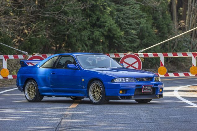 The R33 Nissan Skyline GT-R Truly Does Not Drive Like A Failure