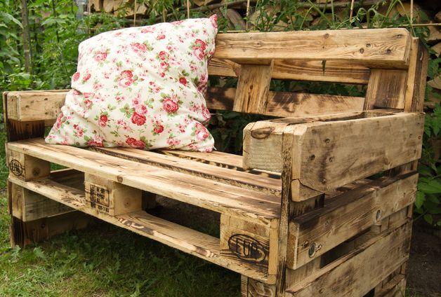 palettenbank. Black Bedroom Furniture Sets. Home Design Ideas