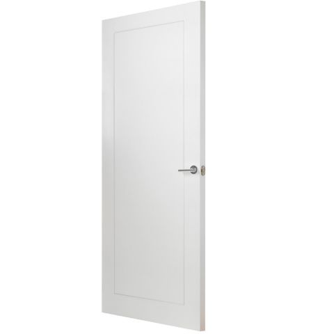 Premdor Masonite 1 Panel Smooth Internal Fireshield - DoorsWorld
