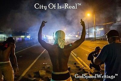 City Of Is-Real Godspeed/HoodX