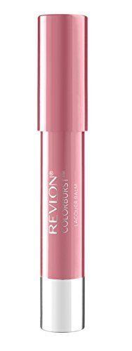 Revlon Rouge à Lèvres Colorburst Crayon Laque 2,7 g N°105 Demure: Tweet Découvrez le baume lèvres crayon colorbust 2,7g, 105 – Demure, de…