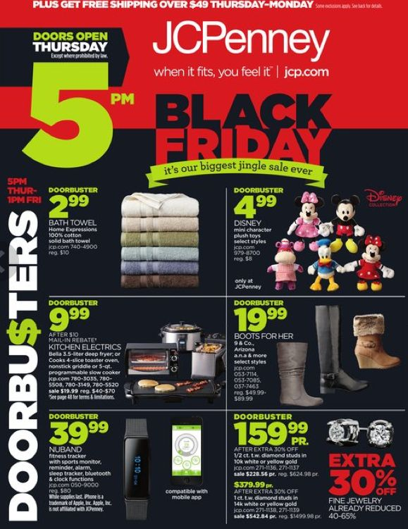 4e2df25d7fadc Black Friday Deals  2014 JCPenney Black Friday Ad  BlackFriday ...