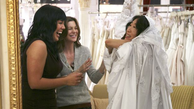 Cristina and burke wedding