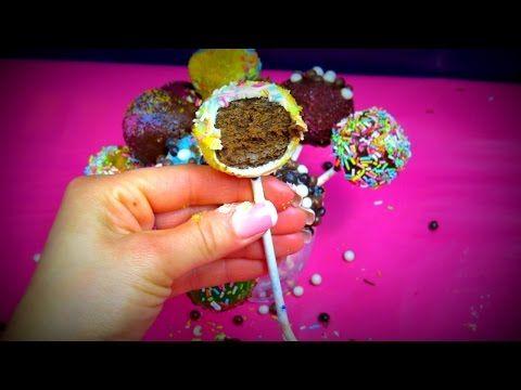 Cake Pops - YouTube