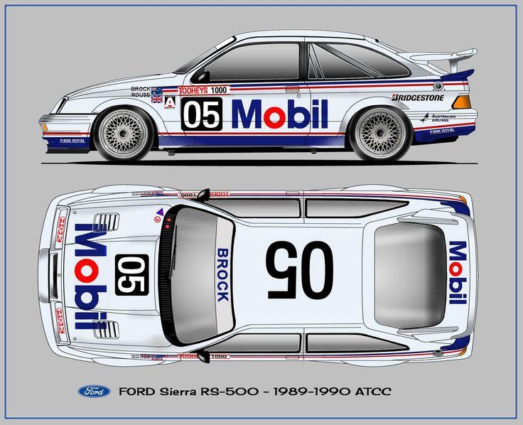Ford Sierra RS-500 ATCC