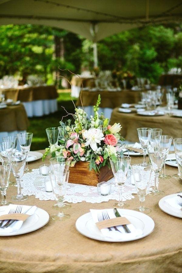 Surprising 22 Easy Decoration Ideas Home Decor Round Wedding Tables Beutiful Home Inspiration Truamahrainfo