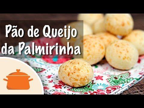 Este vídeo é muito especial para mim, porque conta com a presença mais do que querida na vovó Palmirinha. A receita do pão de queijo faz parte do novo livro ...