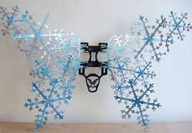 Image result for snowflake as wings