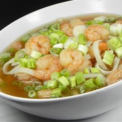 """Shrimp Soup 
