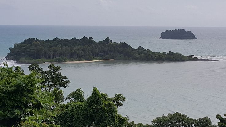 Koh Chang - some even more remote islands -