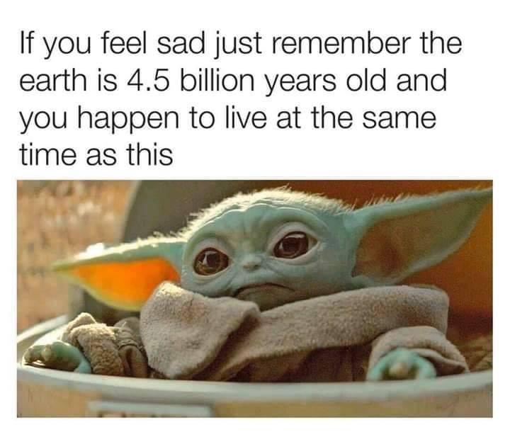 Thank You R Babyyoda Baby Yoda Grogu Yoda Meme Yoda Memes