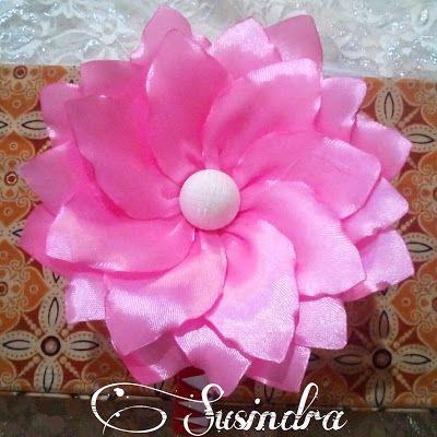 Bunga Poinsettia: Bando Bunga Pita Cantik