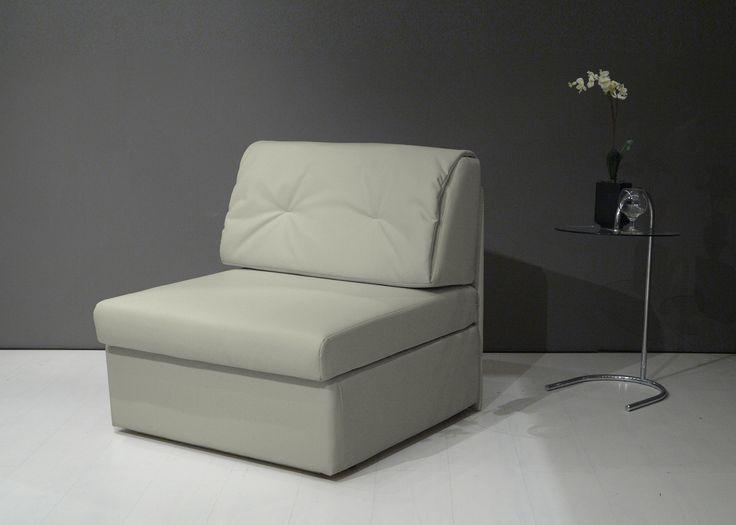 Schlafsessel Taiga Gästebett Bettsessel Microfaser Silber Grau 21491. Buy  Now At Https://