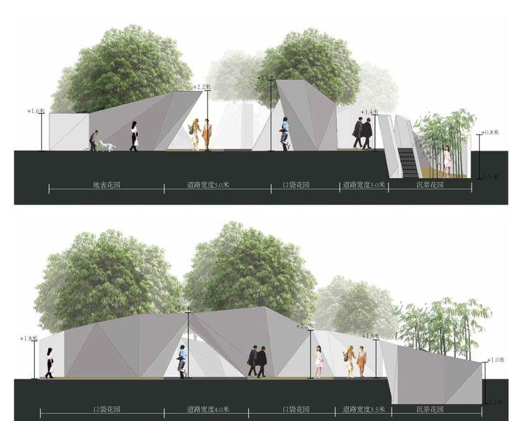 Plasma Studio - Sunken Garden - Section