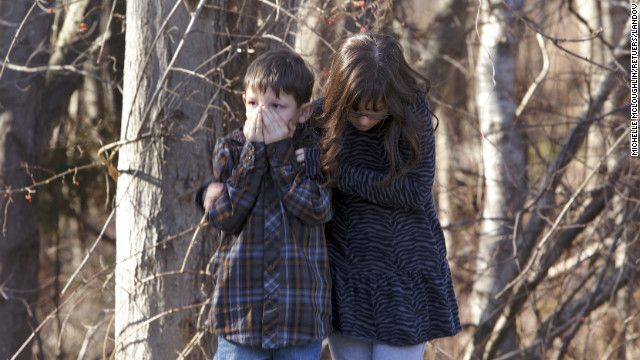 Our prayers and condolences to the loss of innocent souls.. :( #SandyHookShooting