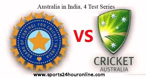 4 Test Series Australia tour of India, 2017 Time Table, Match Venue, Team Squad, Live Streaming, Live Score, Live Telecast, Live Channel, News, Photos, Test