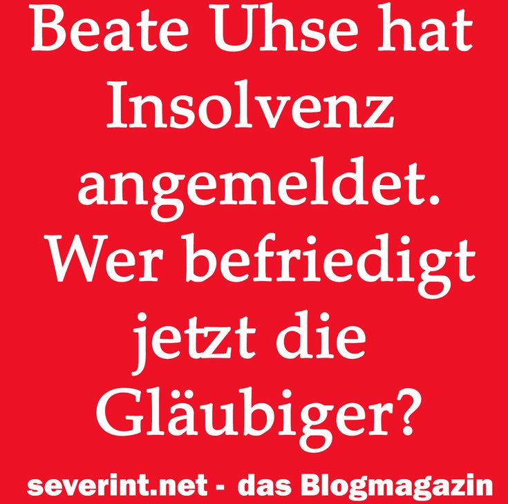 Beate Uhse meldet Insolvenz an