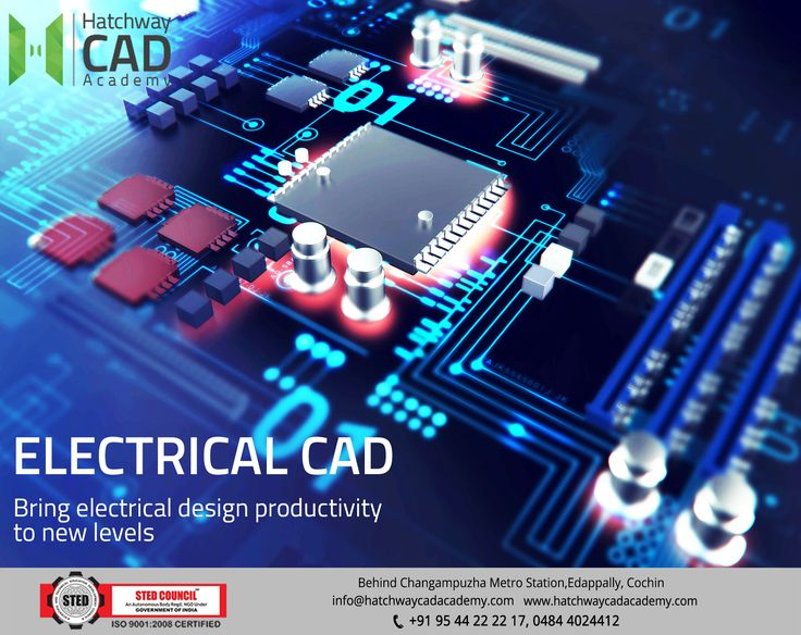 ELECTRICAL CAD Bring Electrical Design Productivity to New Levels..... Hatchway CAD Academy  #3DmodelingcoursesonlineinKochi #RevitinErnakulam #revitinKochi #HVACTraininginstituteinKerala #BestcadcoachingcentreinKochi #BestcadcoachingcentreinErnakulam #AutocadcertificationinKochi #AutocadcertificationinErnakulam #3DvisualisingcoursesinKochi #3DvisualisingcoursesinErnakulam #MultimediacoursesinKochi #PhotoshoptrainingcentresinKochi #CadcentersinKochi #CadcentresinErnakulam #CadcentresinKerala