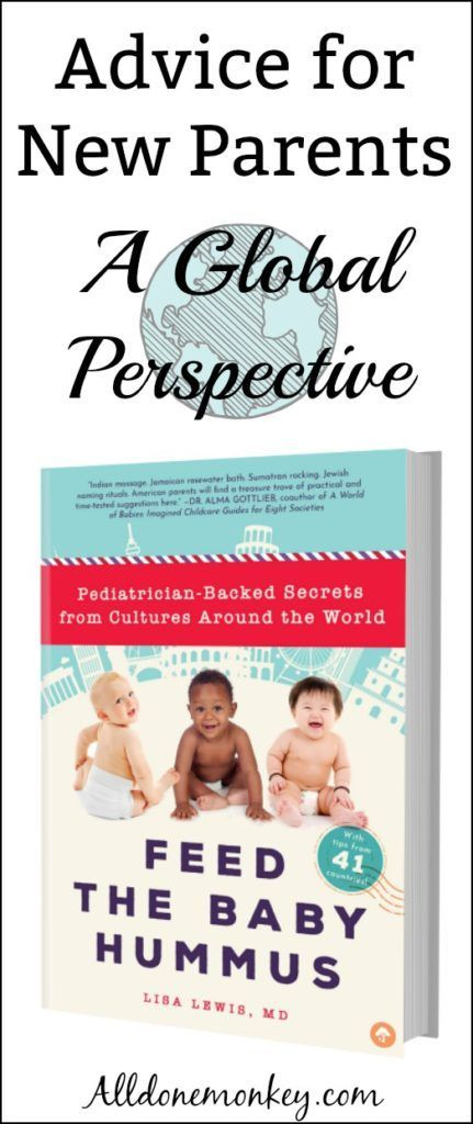 Looking for practical advice for new parents? Find tips on a wide range of topics, drawing on tried and true traditions from around the world, in a new book from a respected pediatrician and mother!