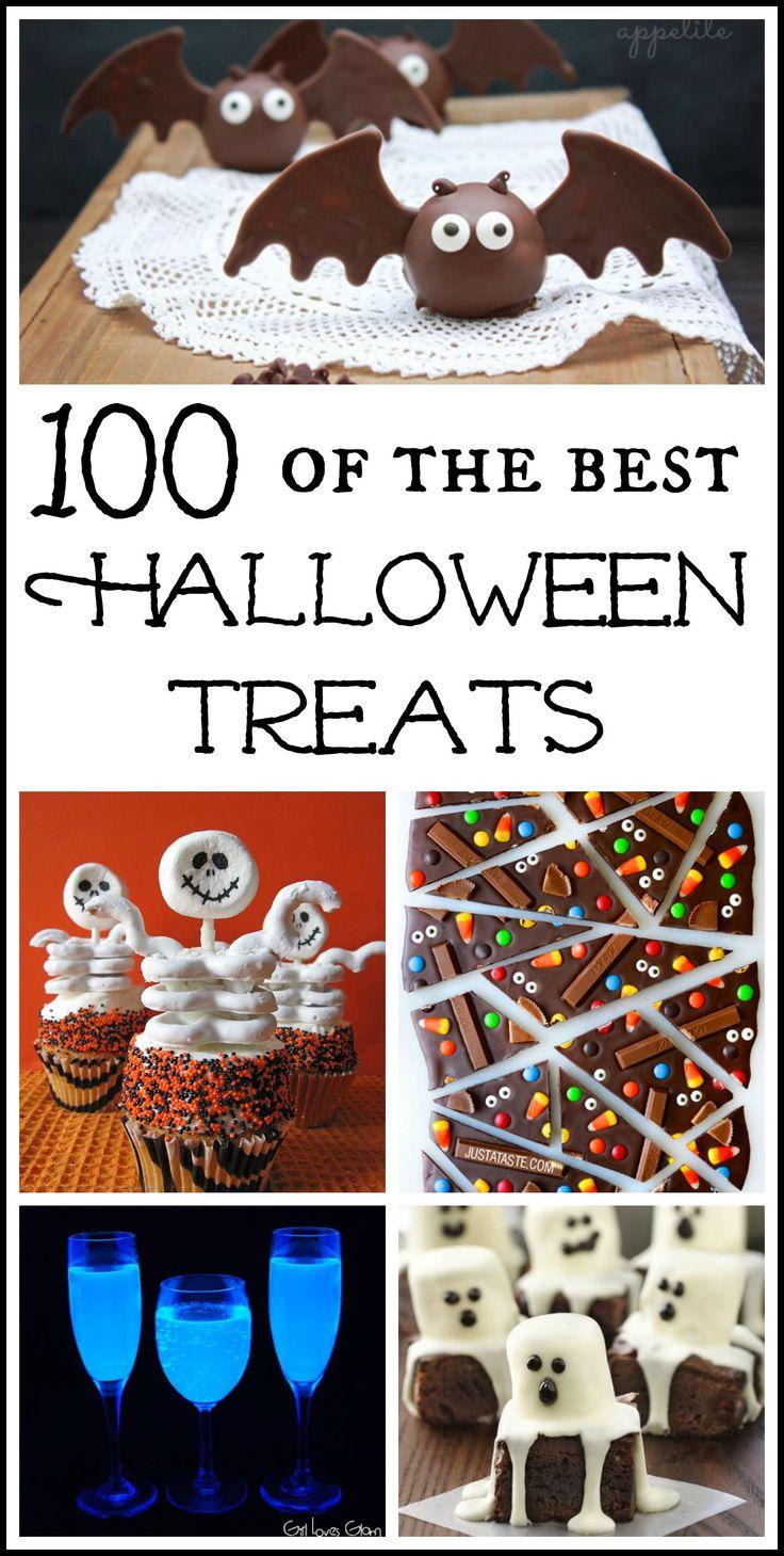 100 of the Best Halloween Treat Ideas