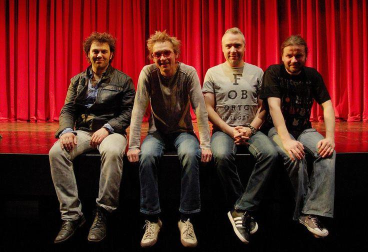 Normalsi łódzki zespół rockowy, powstał w 1999 r., w dorobku cztery albumy studyjne. #normalsi #kulturalnełódzkie