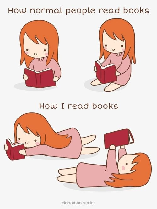 How to read #books