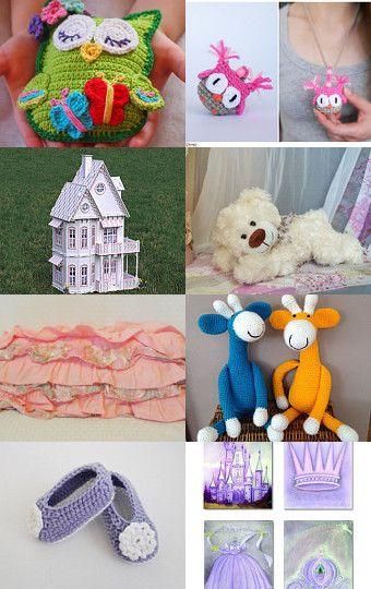 Gifts for children by matina nychas on Etsy--Pinned with TreasuryPin.com