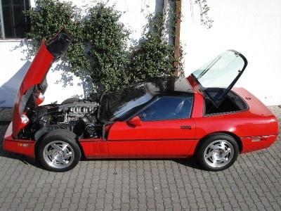 1991 #Chevrolet #Corvette ZR1 for sale - € 23.500 #chevy