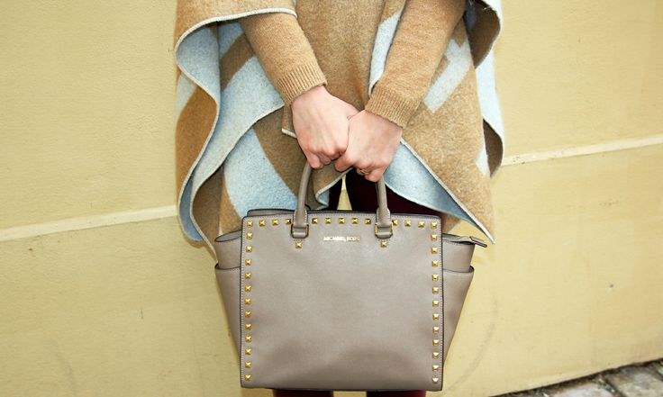 Michael Kors Selma bloggers outfit