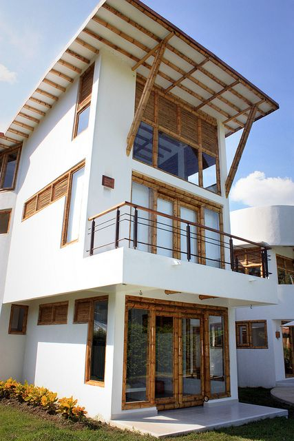 142 best bambu images on pinterest bamboo house bamboo ideas and bamboo architecture - Casa de bambu madrid ...