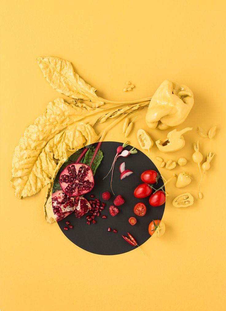 Food Still Life - Sarah Anderson Portfolio - The Loop