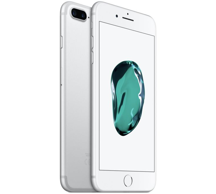 Buy Sim Free Apple iPhone 7 Plus 32GB Mobile Phone - Silver at Argos.co.uk - Your Online Shop for SIM free phones, Mobile phones and accessories, Technology.