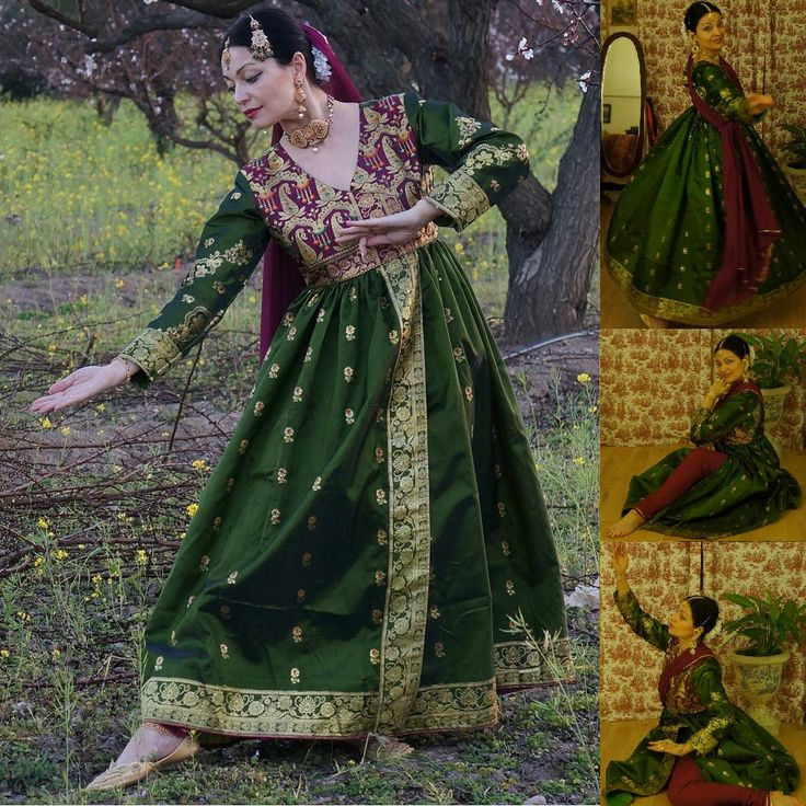 Save on Anghrakha bollywood costume custom made Bollywood costume with your own measurement