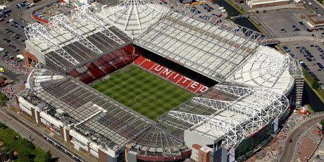 Fodboldbilletter til Manchester United på Old Trafford