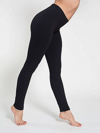 Classic legging in our warm and cozy Stretch Terry makes this a winter must-have.